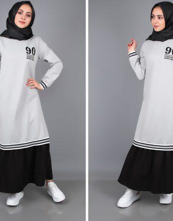 c114a642eefec Elbise (Tam boy) arşivleri - Sayfa 25 / 52 - Kadın Giyim tesettür ...