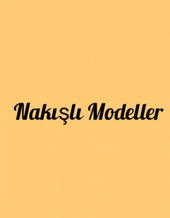 Nakışlı Modeller